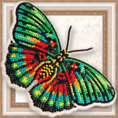 Набор для вышивания Вдохновение BGP-063 Euphaedra edwardsi