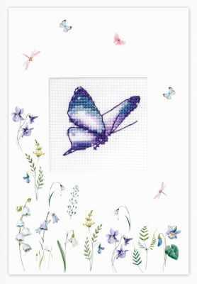 Набор для вышивания Luca-S (S)P-102 Набор для изготовления открытки