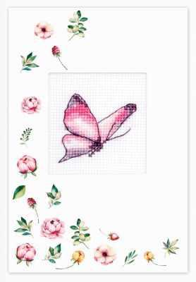 Набор для вышивания Luca-S (S)P-103 Набор для изготовления открытки