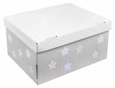 Подарочная коробка Арт Узор 2640226 Складная коробка «Для секретиков»
