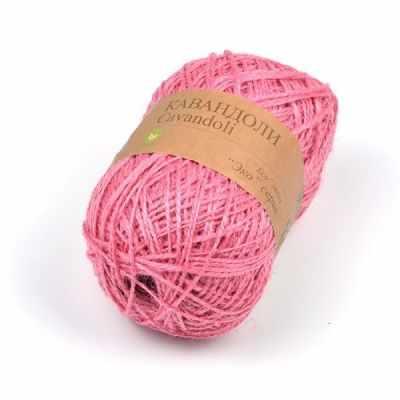 Пряжа Пехорка Пряжа Пехорка Кавандоли Цвет.11 Розовый