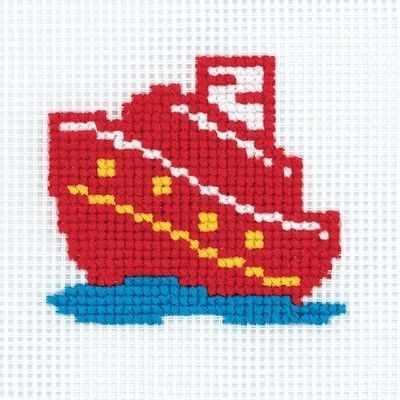 Набор для вышивания Кларт 8-346 Кораблик