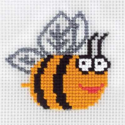 Набор для вышивания Кларт 8-323 Пчелка
