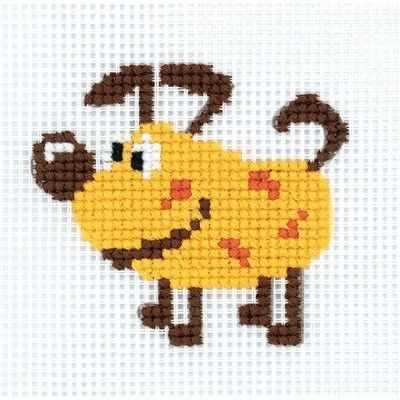 Набор для вышивания Кларт 8-348 Собачка