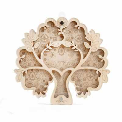 Фото - Органайзер Fenix FS-14 Органайзер для бисера с крышкой «Дерево счастья» органайзер fenix fs 20 органайзер для бисера с крышкой баночка солений