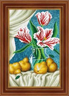 Набор для вышивания Алмазная Фея Алмазная вышивка 0089