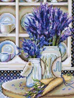 Набор для вышивания Алмазная Фея Алмазная вышивка 0153