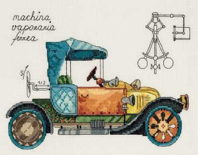 Набор для вышивания Panna М-7061