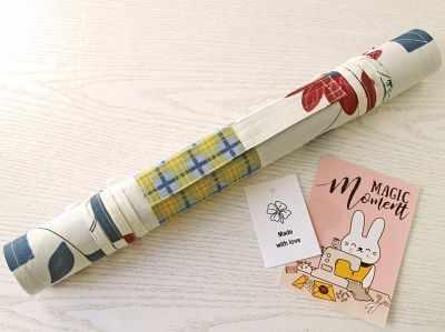 Ролл для вышивки Arapova A. Летние цветы - ролл для вышивки
