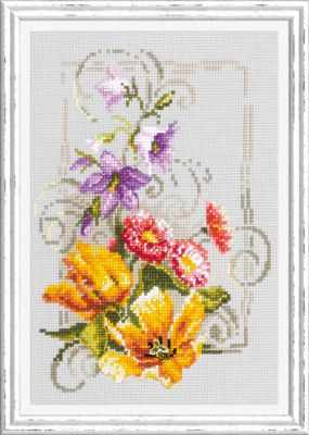 Фото - Набор для вышивания Чудесная игла 100-162 Счастливого июня чудесная планета земля