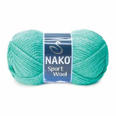 Пряжа Nako Пряжа Nako Sport Wool Цвет.10567