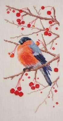 Фото - Набор для вышивания Марья искусница 03.011.10 Райские яблочки набор для вышивания марья искусница 11 001 12 глинтвейн
