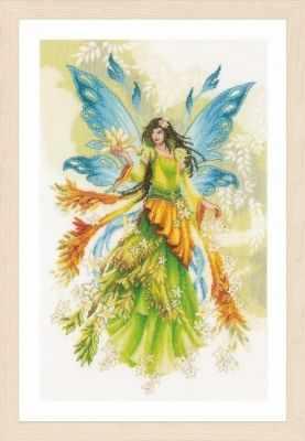 Набор для вышивания Lanarte PN-0175886 Fantasy elf fairy