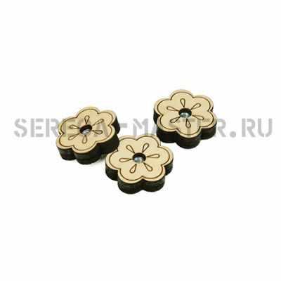 Станок для вышивания Серёга-Мастер Барашек деревянный - декор БД-Д