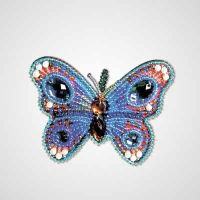 РВ2002 Голубая бабочка