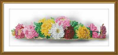 Набор для вышивания Nova Sloboda СР 6234 Запах осени