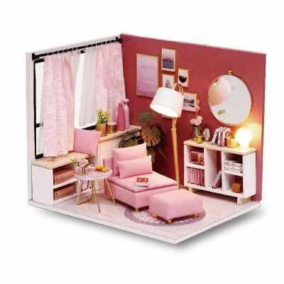 Набор для изготовления румбокса Cute room MI-000751 Шик лаконичности: Пыльная роза