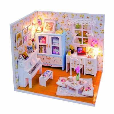 Набор для изготовления румбокса Cute room M011 Комната Александры