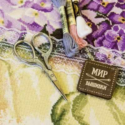 Ножницы - Винтажные ножницы №11, никель