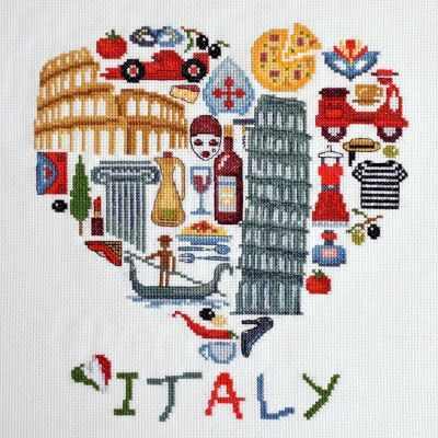 Набор для вышивания Марья искусница 11.001.21 Италия