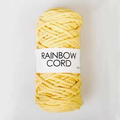 Пряжа RAINBOW BIRD Пряжа RAINBOW BIRD RAINBOW CORD Цвет.Yellow