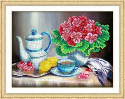 Набор для вышивания Паутинка Б1293 Завтрак
