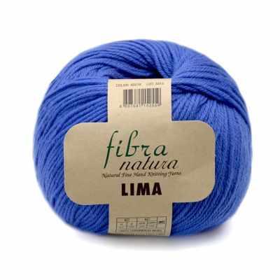 Пряжа Fibra Natura Пряжа Fibra Natura Lima Цвет.42019 колокольчик