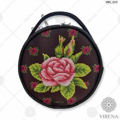 Набор для вышивания VIRENA VBG_203 Набор для вышивания на сумке