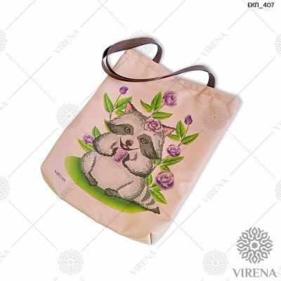 Набор для вышивания VIRENA ЕКП_407 Набор для вышивания на Эко-сумке