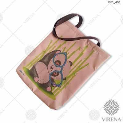 Набор для вышивания VIRENA ЕКП_406 Набор для вышивания на Эко-сумке