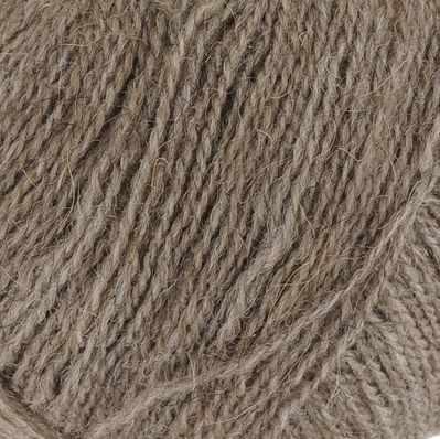 Пряжа Пехорка Пряжа Пехорка Носочная Цвет.371 Натурально серый