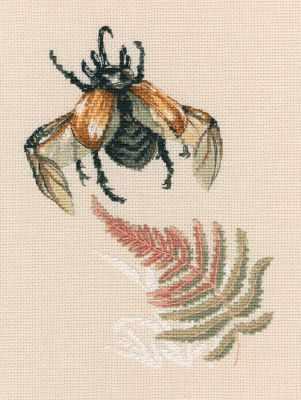 Набор для вышивания РТО M758 Полет жука