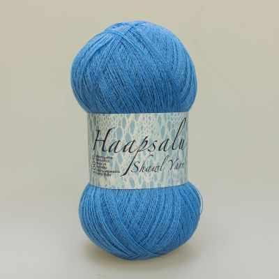 Пряжа Midara Пряжа Midara Haapsalu Цвет. 500 голубой кобальт