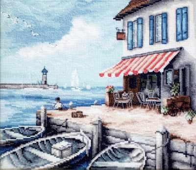 Набор для вышивания LETISTITCH 908 Sea Port