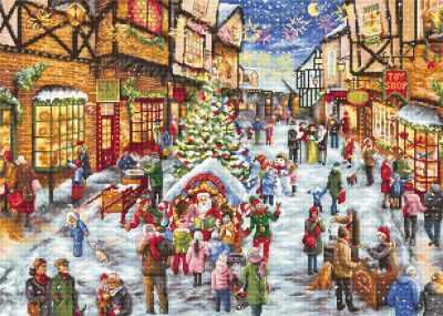 909 - Канун Рождества