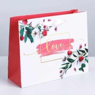 Фото - Подарочный конверт Дарите Счастье 3680780 Пакет подарочный ламинированный «Любовь дарит тебе счастье» подарочный конверт дарите счастье 4515296 пакет ламинированный вертикальный сильному духом