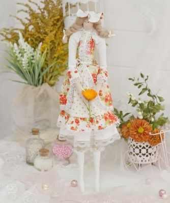 Набор для изготовления игрушки HappyMade Ш110 Набор для шитья и рукоделия Мисс Кэт