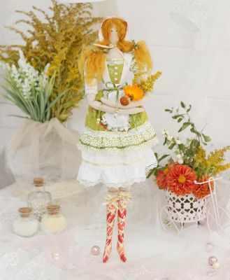 Набор для изготовления игрушки HappyMade Ш104 Набор для шитья и рукоделия Фрау Марта