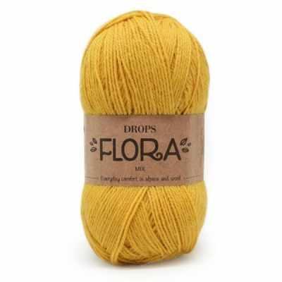 Пряжа DROPS Пряжа DROPS Flora Цвет.17
