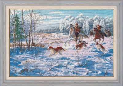 1258 Зимняя охота