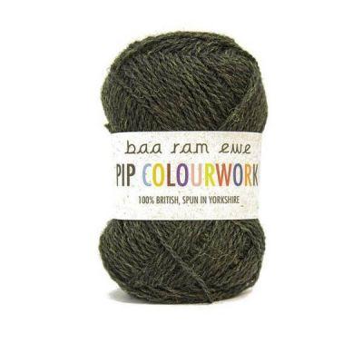 Пряжа Baa Ram Пряжа Baa Ram Pip Colourwork Цвет.019 Dalby