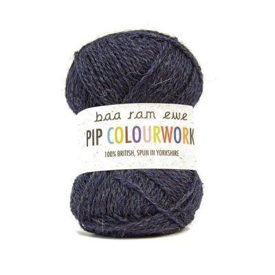 Пряжа Baa Ram Пряжа Baa Ram Pip Colourwork Цвет.015 Endeavour