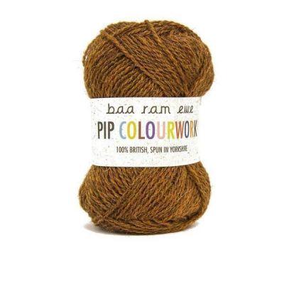 Пряжа Baa Ram Пряжа Baa Ram Pip Colourwork Цвет.003 Parkin