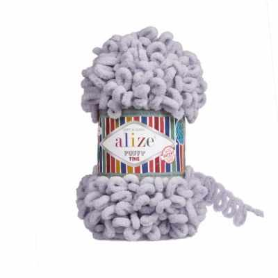 Пряжа Alize Пряжа Alize Puffy Fine Цвет.268