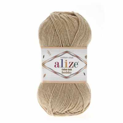 Пряжа Alize Пряжа Alize Cotton Gold Hobby Цвет.262