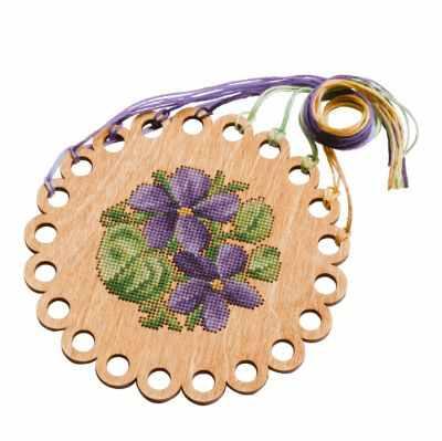 Набор для вышивания Life is beautiful СТО102 Органайзер для ниток