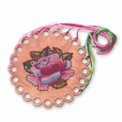 Набор для вышивания Life is beautiful СТО103 Органайзер для ниток