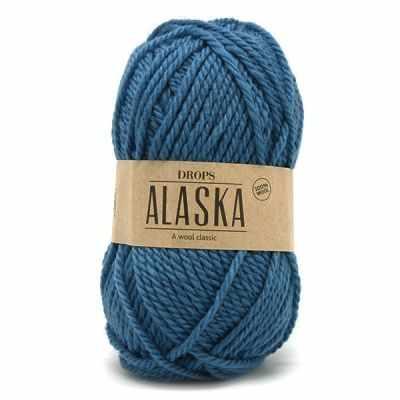 Пряжа DROPS Пряжа DROPS Alaska Цвет.52