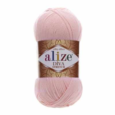 Пряжа Alize Пряжа Alize DIVA STRETCH Цвет.363