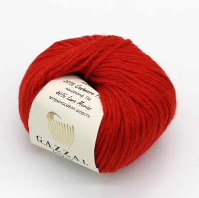 Пряжа GAZZAL Пряжа GAZZAL Baby Wool XL Цвет.811XL Красный